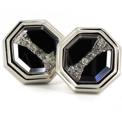 Gemelos Cristales Octogonales