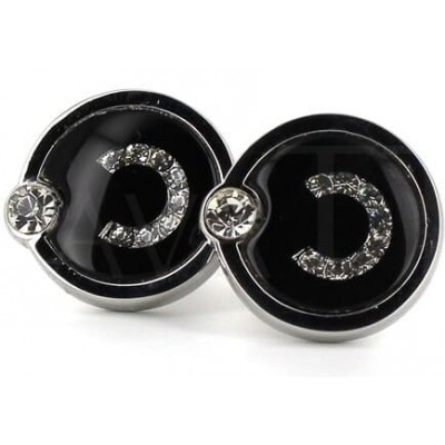 Gemelos Cristales Negros