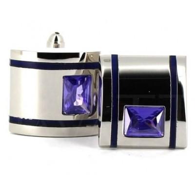 Gemelos Cristales Púrpuras