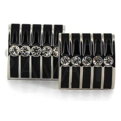 Gemelos Cristales Negros III