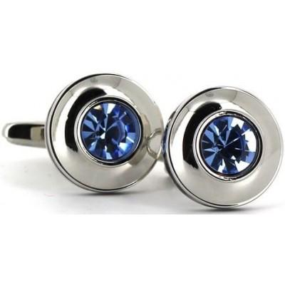 Gemelos Cristales Circulares