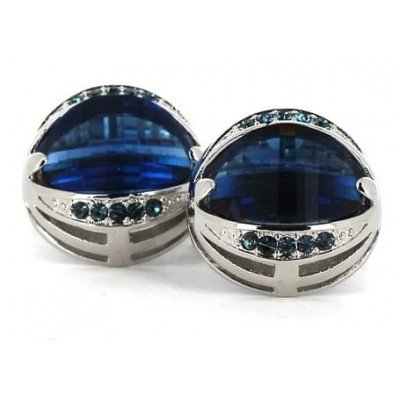 Gemelos Cristales Azules III