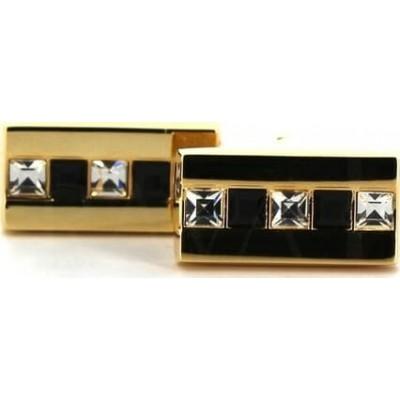 Gemelos Cristales Dorados II