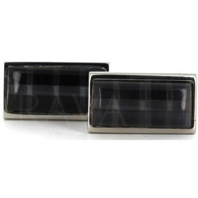 Gemelos Rectangulares Negros VI
