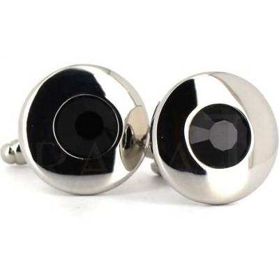 Gemelos Circulares Negros