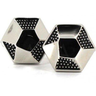 Gemelos Esmaltados Hexagonales