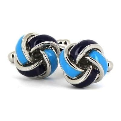 Gemelos Nudos Azules VI