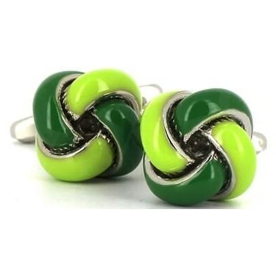 Gemelos Nudos Verdes