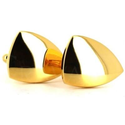 Gemelos Triangulares Dorados