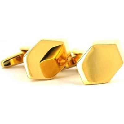 Gemelos Hexagonal Dorado I