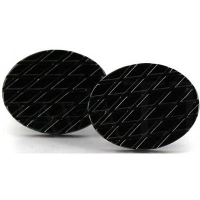 Gemelos Ovalados Negros II