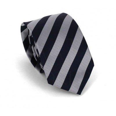 Corbata Estrecha de Rayas