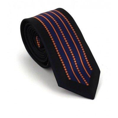 Corbata Estrecha Moderna Lineas