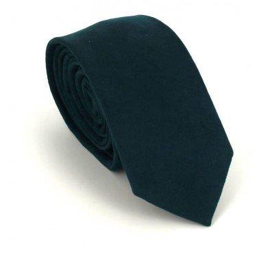 Corbata Estrecha Antelina Verde