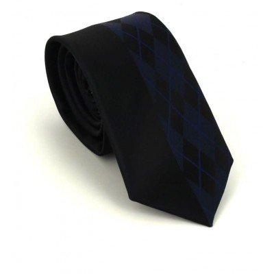Corbata Estrecha Moderna Rombos