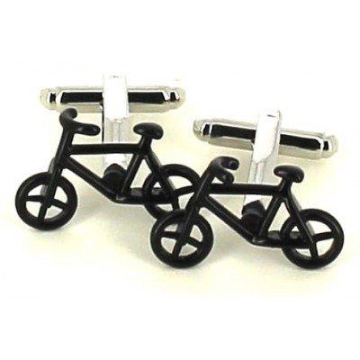 Gemelos Bicicletas Negras